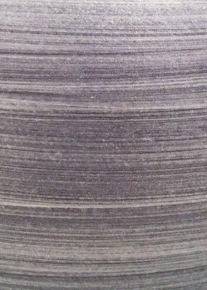 Terramundi Money Pot - Metallic Silver - A83
