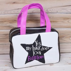Yes My Hair Does Look Fabulous Hair Accessories Bag - The Bright Side
