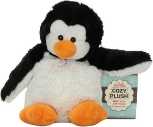 Intelex Cozy Plush Heatable Microwaveable Warmer Penguin