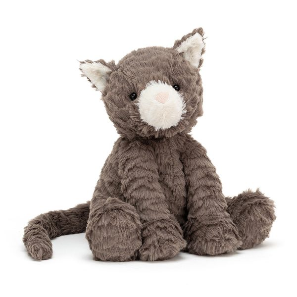 Jellycat Fuddlewuddle Cat - Medium 23 x 11 cm