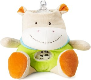 Milkysnugz Hippo Baby Feeding Bottle Cover Holder