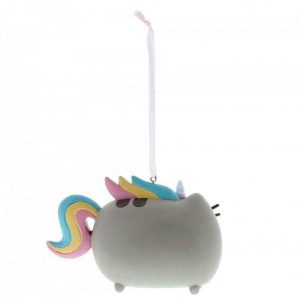 Pusheen Pusheenicorn Magical Unicorn Cat Hanging Ornament