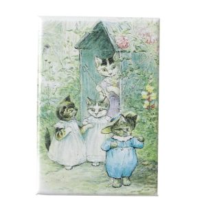 Tom Kitten Magnet - Beatrix Potter