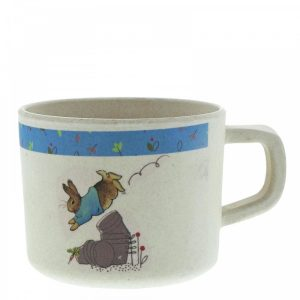 Peter Rabbit Bamboo Mug - Beatrix Potter