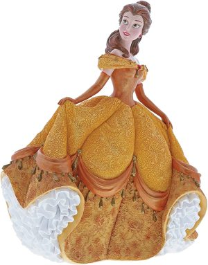 Enesco Disney Showcase Couture de Force Beauty and the Beast Belle Figurine
