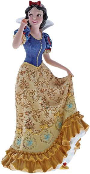 Enesco Disney Showcase Couture de Force Snow White Figurine