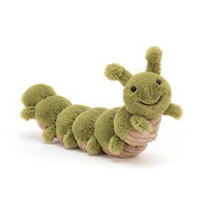 Jellycat Christopher Caterpillar, 15 x 31 cm
