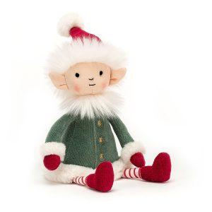 Jellycat Leffy Elf - Small 23 x 7 cm