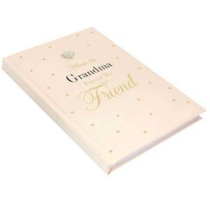 Mad Dots 'Always My Grandma, Forever My Friend' Notebook