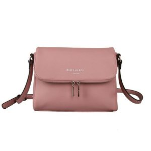 Red Cuckoo - 608 - Dusky Pink Cross Body Bag