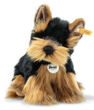Steiff Herkules Yorkshire Terrier Dog EAN 076923