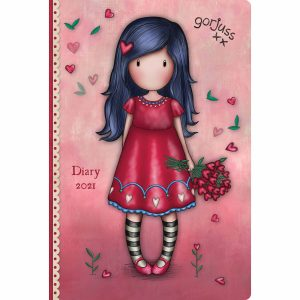 2021 Gorjuss Pocket Diary, Love Grows - Santoro