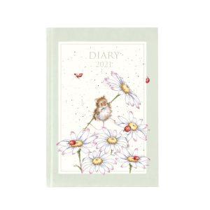2021 Flexi Diary Planner - Wrendale Designs