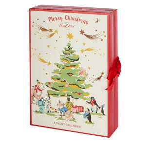 Cath Kidston Festive Party Animals Christmas Advent Calendar Gift Set