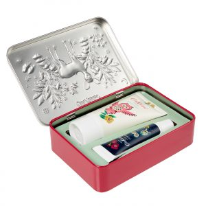 Cath Kidston - Magical Woodland Hand & Lip Tin Gift Set