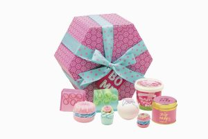 'The Bomb Hat Box' Gift Pack - Bomb Cosmetics
