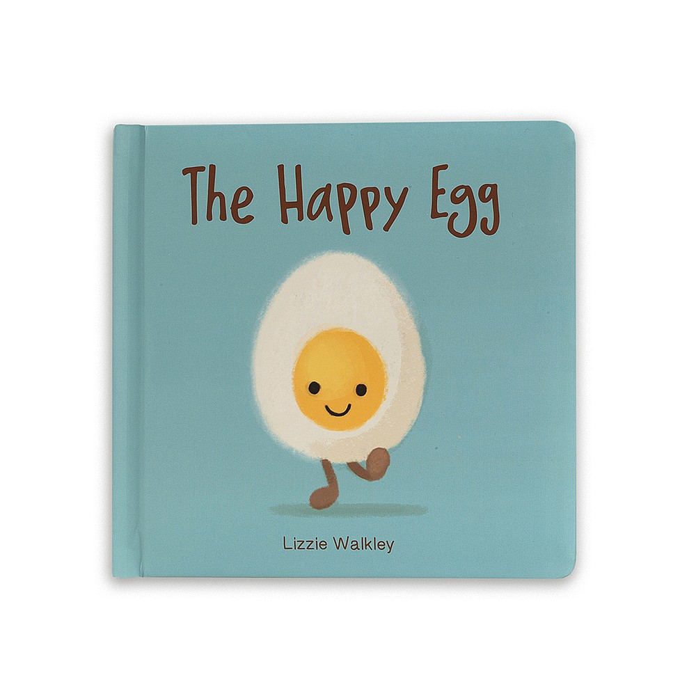 The Happy Egg Story Book - Jellycat