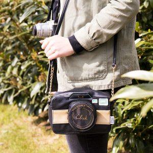 Camera Shaped 'Eye Spy' Mini Bag - Disaster Designs