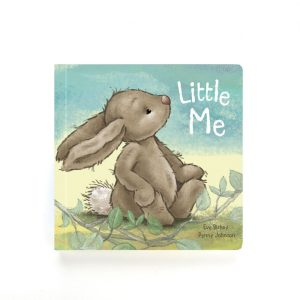 Little Me Bunny Story Book - Jellycat