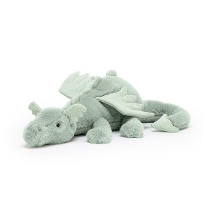 Jellycat Sage Dragon - 12 x 50 cm