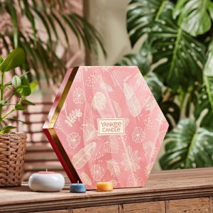 Yankee Candle 18 Tea Light Delight Gift Set - Last Paradise