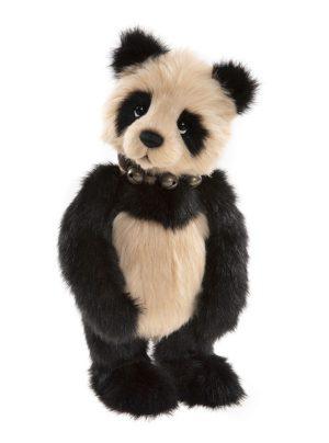 Lotus Panda Bear, 38 cm – Charlie Bears Plush CB212078