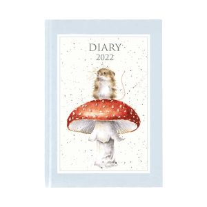 2022 Flexi Diary Planner - Wrendale Designs