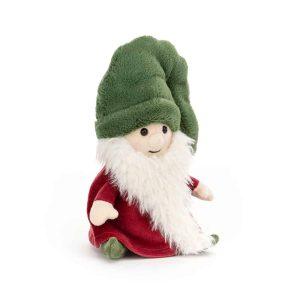 Jellycat Nisse Gnome Noel, 15 x 8 cm