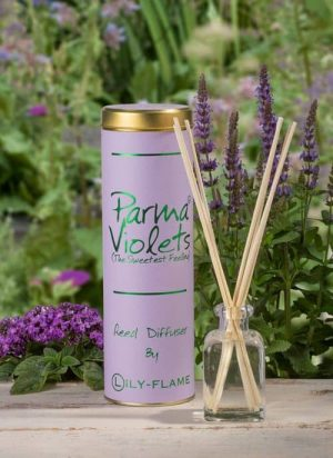 Lily-Flame Parma Violets Reed Diffuser