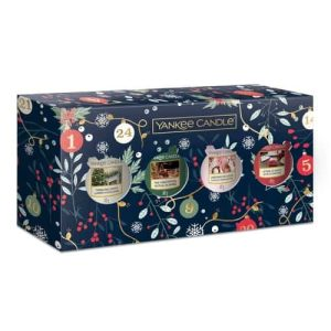 Yankee Candle 4 Votive Gift Set - Countdown to Christmas