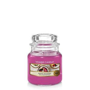 Yankee Candle Exotic Acai Bowl Small Jar, 104g