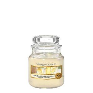 Yankee Candle Homemade Herb Lemonade Small Jar, 104g
