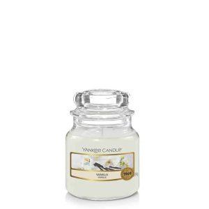 Yankee Candle Vanilla Small Jar, 104g