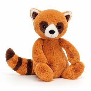 Jellycat Bashful Red Panda - Medium, 31 x 12 cm
