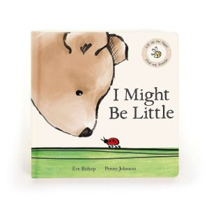 'I Might Be Little' Bear Story Book - Jellycat