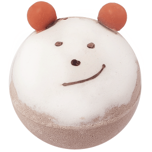 I Want to be your Teddy Bear Bath Bomb, 160g - Bomb Cosmetics